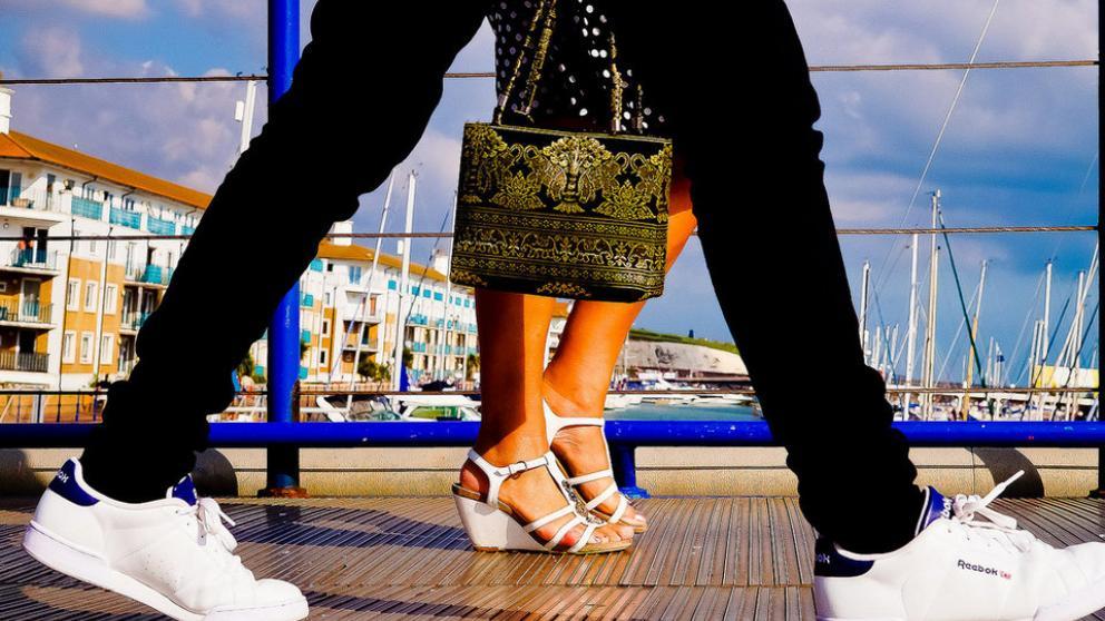 Calzado apropiado para reducir problemas en los pies